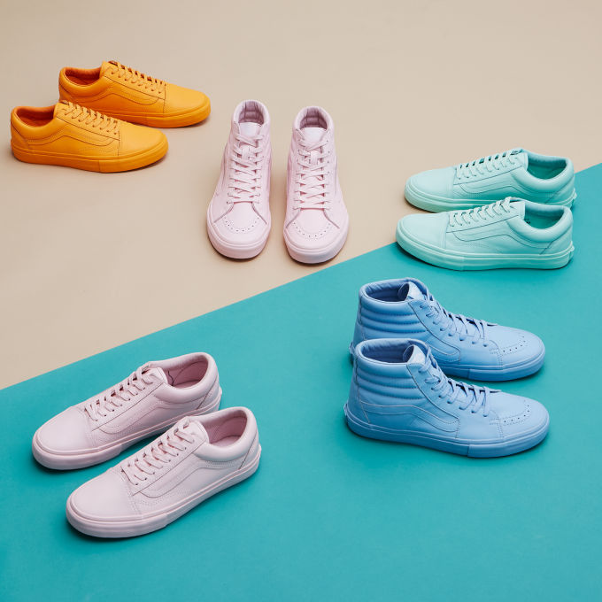 Vans and Opening Ceremony Team up on a Colorful Easter Pack