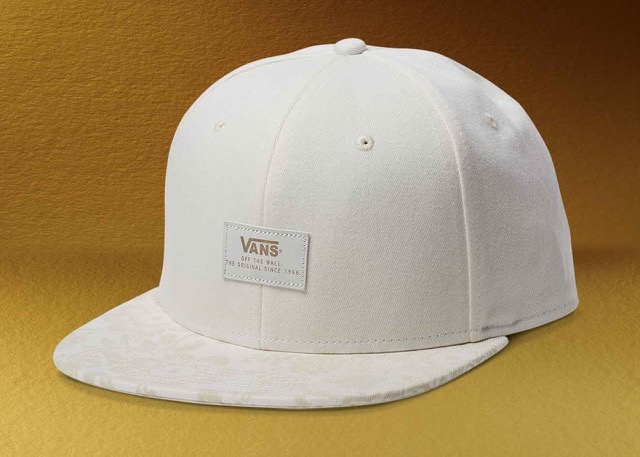 Vans_50th_Gold_Elevated_6PanelSnapback_White