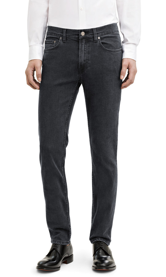 Acne Studio Black Wash Jeans