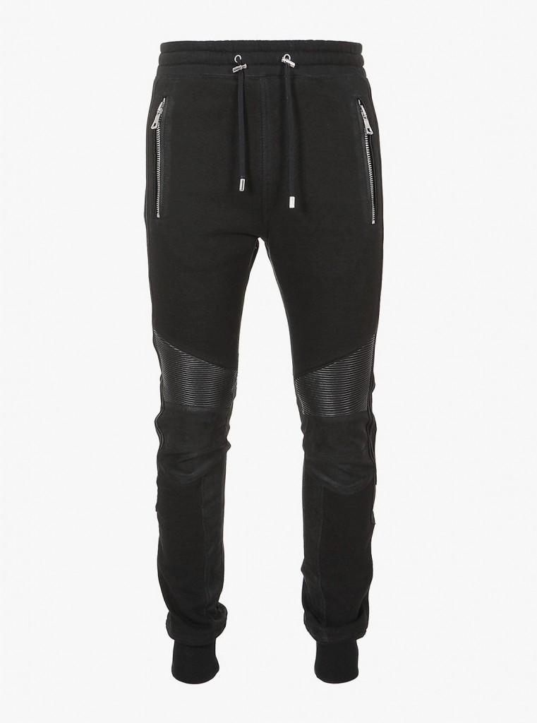 Balmain-zip-sweatpants
