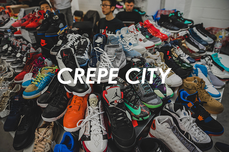 CREPE CITY - PIC