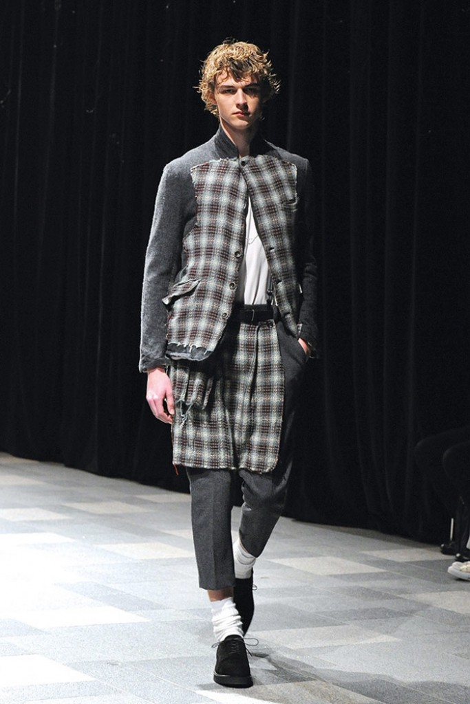 DISCOVERED FW16 Men's - Tokyo Fashion Week (2)