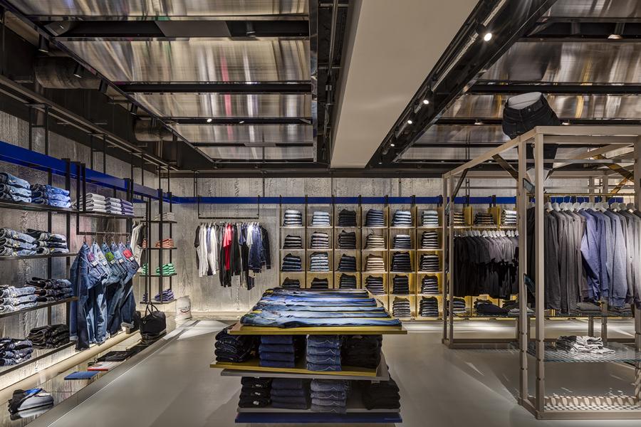 Harvey Nichols New Menswear Destination - Denim 2