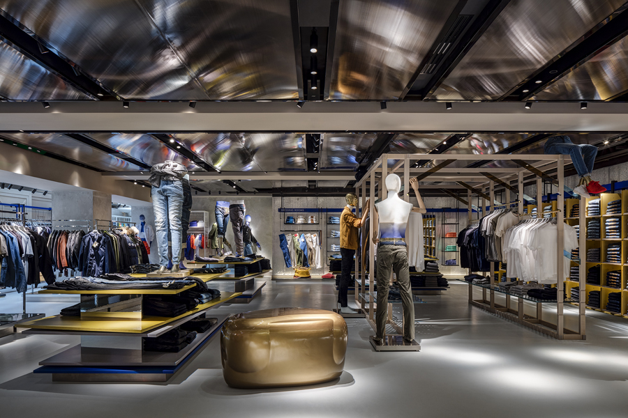 Harvey Nichols New Menswear Destination - Denim 3