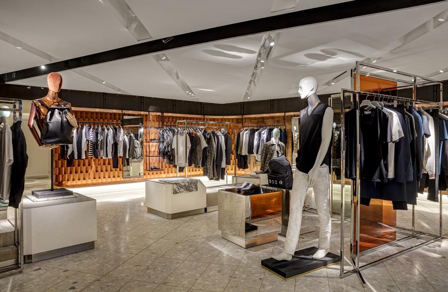 Harvey Nichols New Menswear Destination - International Designer 1