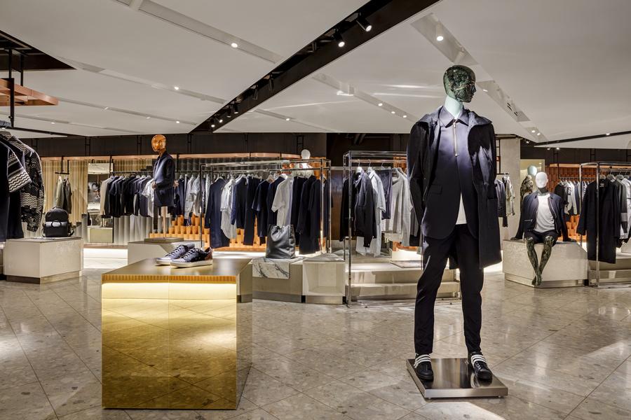 Harvey Nichols New Menswear Destination - International Designer 2