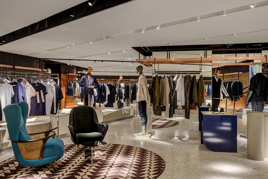 Harvey Nichols New Menswear Destination - International Designer 3