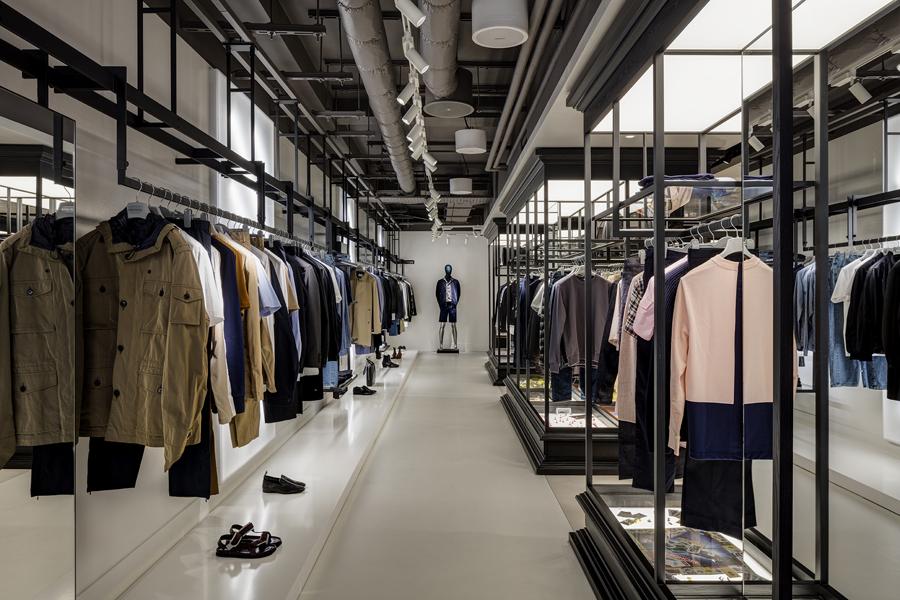 Harvey Nichols New Menswear Destination - Off Duty 1