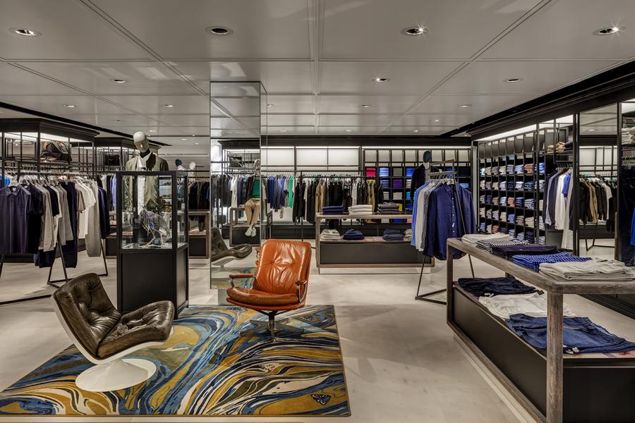 Harvey Nichols New Menswear Destination - Off Duty 2