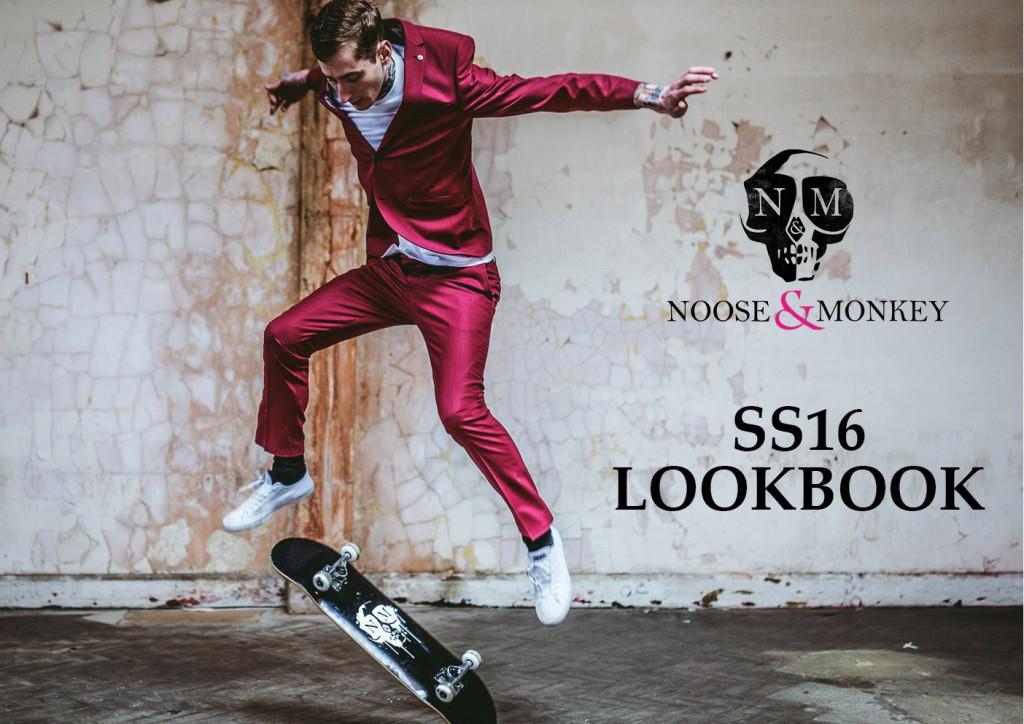 Noose & monkey SS16 LOOKBOOK