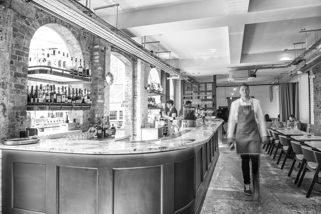 The Marble Island Bar