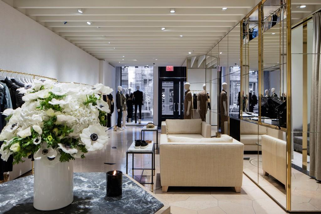 balmain-new-york-flagship-store-1
