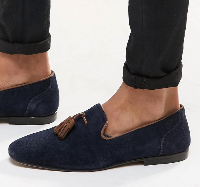 ASOS Tassel Shoes