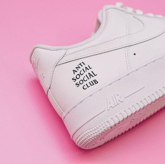 Anti Social Social Club Nike