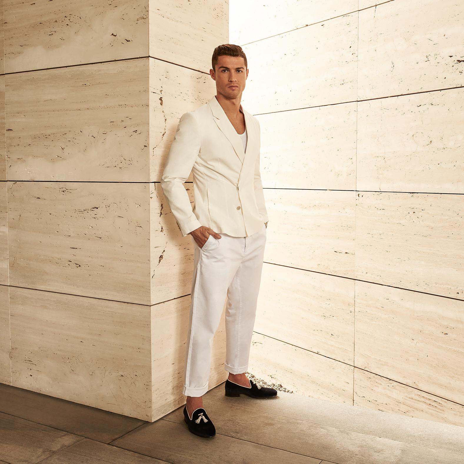 Cristiano Ronaldo-Outfit