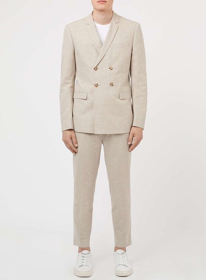 White Topman Suit