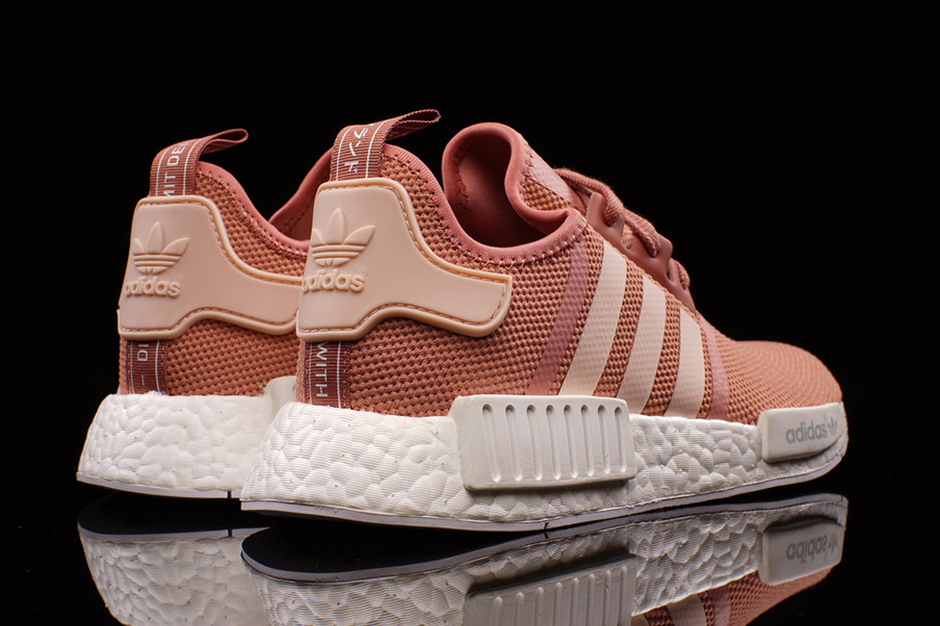 new adidas salmon pink nmd r1