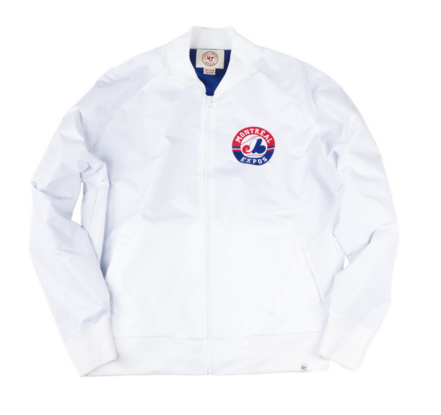 off the hook expos jacket front