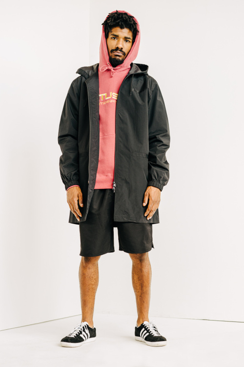 stussy summer lookbook 2016 hoodie