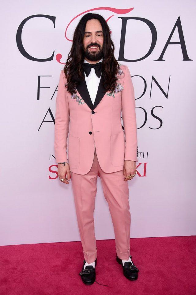 Alessandro Michele Custom Gucci Tux