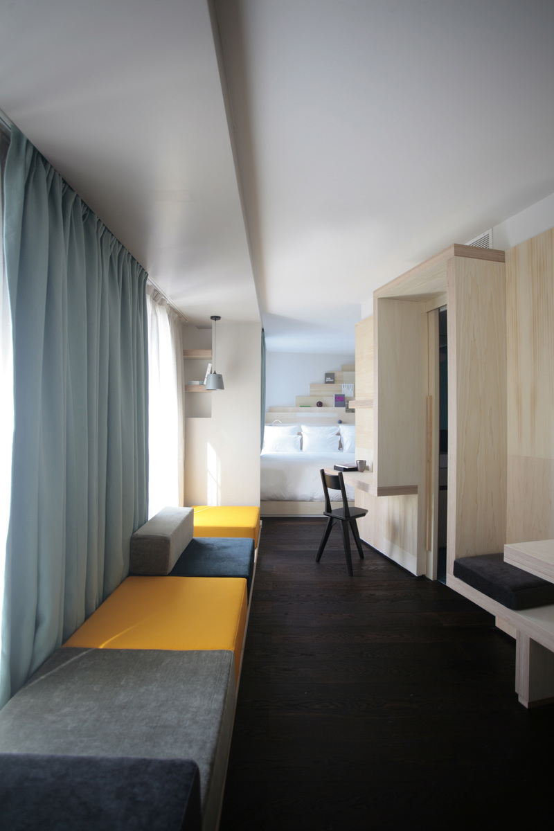 CANAL SAINT MARTIN HOTEL LE CITIZEN 10