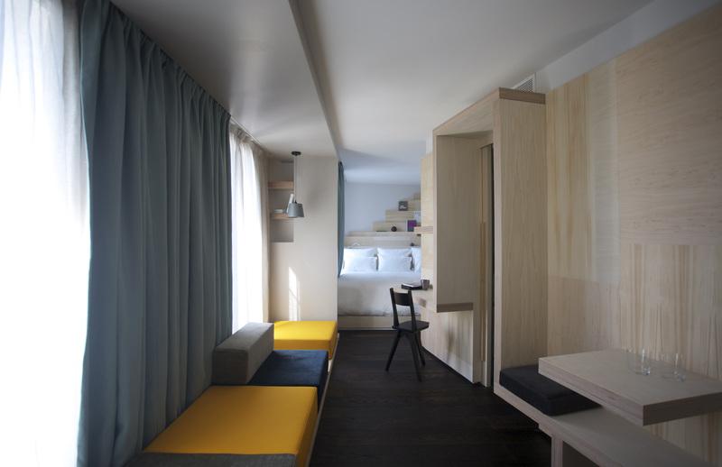 CANAL SAINT MARTIN HOTEL LE CITIZEN 11