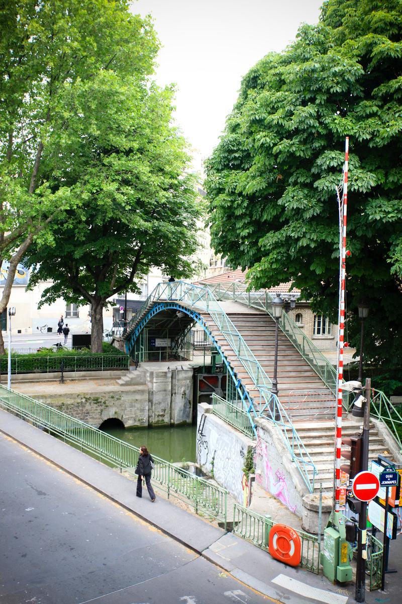 CANAL SAINT MARTIN HOTEL LE CITIZEN 17