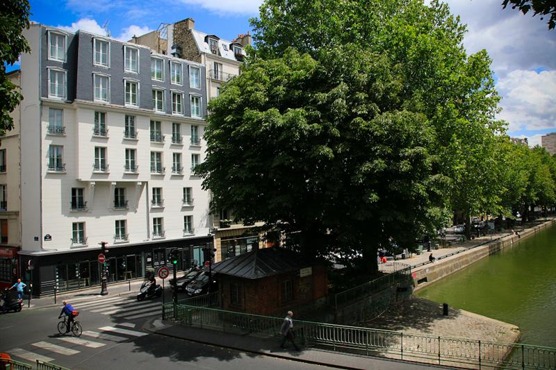 CANAL SAINT MARTIN HOTEL LE CITIZEN 3