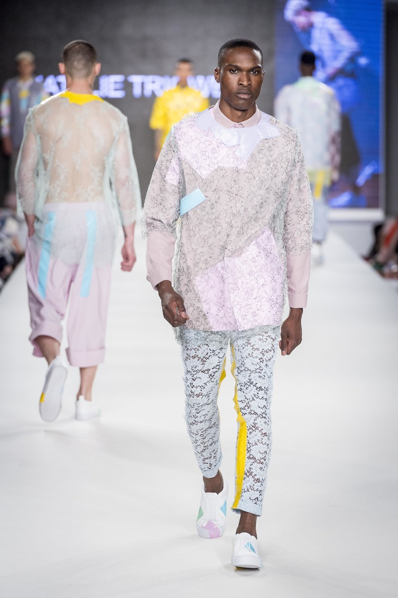 Graduate Fashion Week 2016 GFW