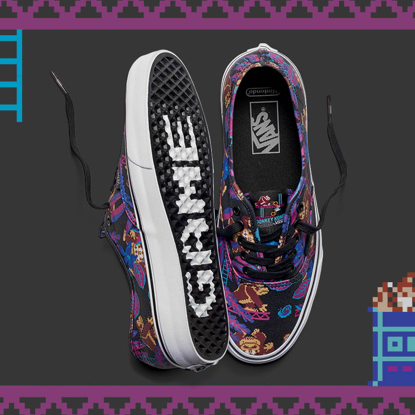 FA16-M_Classics_Authentic_Nintendo_DonkeyKongBlk_Pair-ELEVATED
