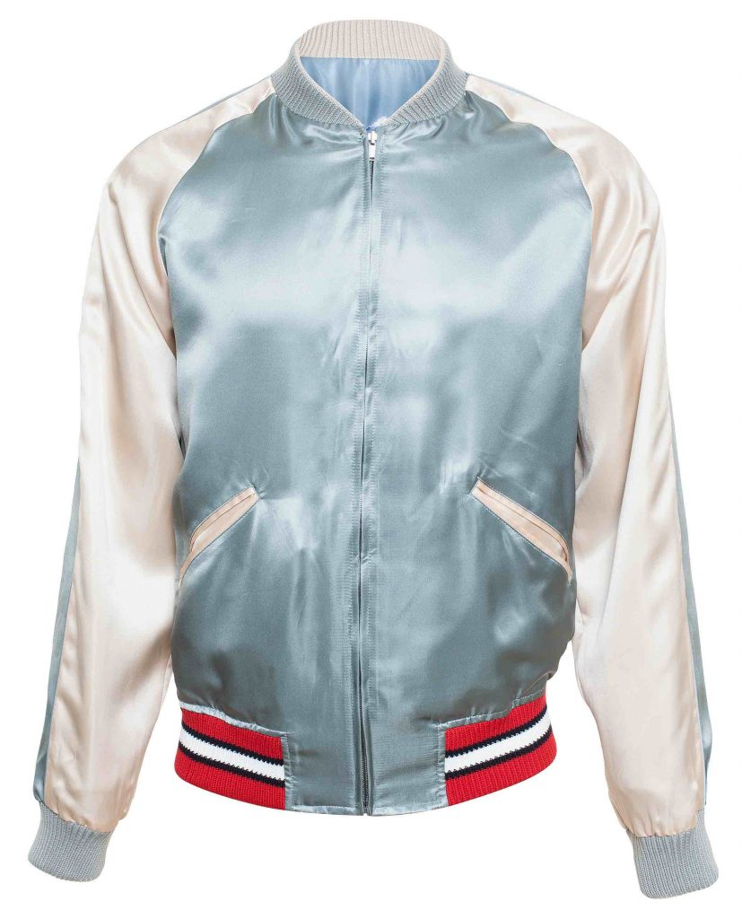 Gucci Satin Jacket front