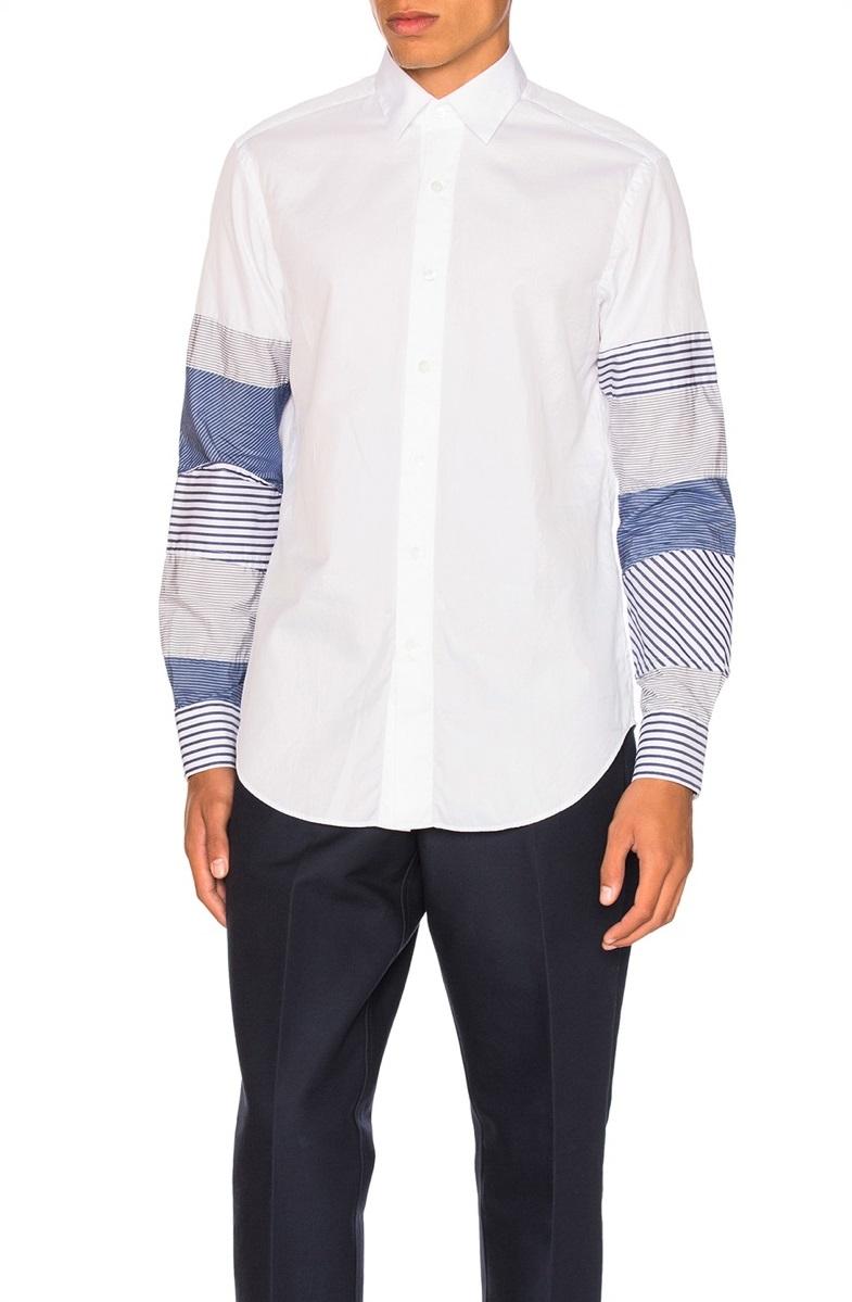 Loewe-Patchwork-Shirt