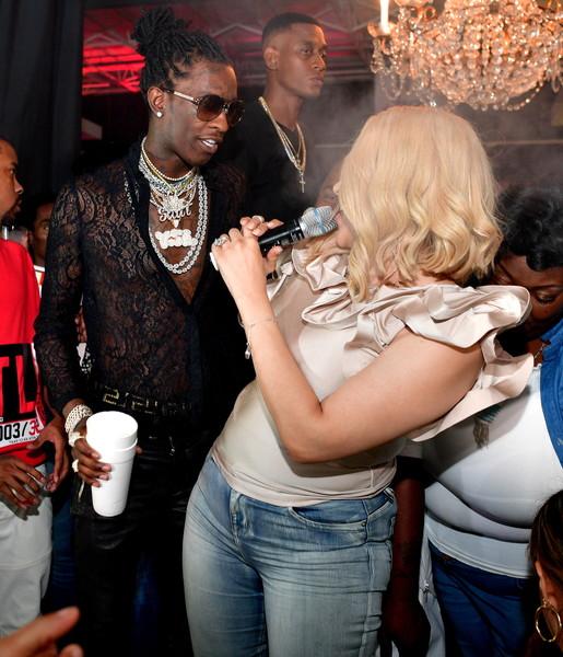 Young Thug 25th Birthday PUMA