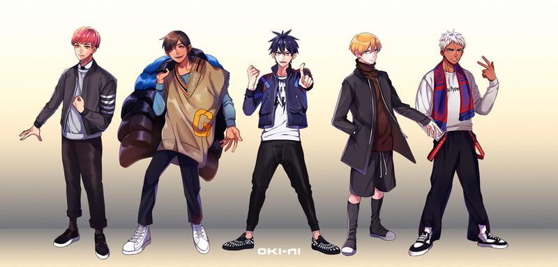 oki-ni-anime-manga-designer-gosha-raf-simons-rick-owens