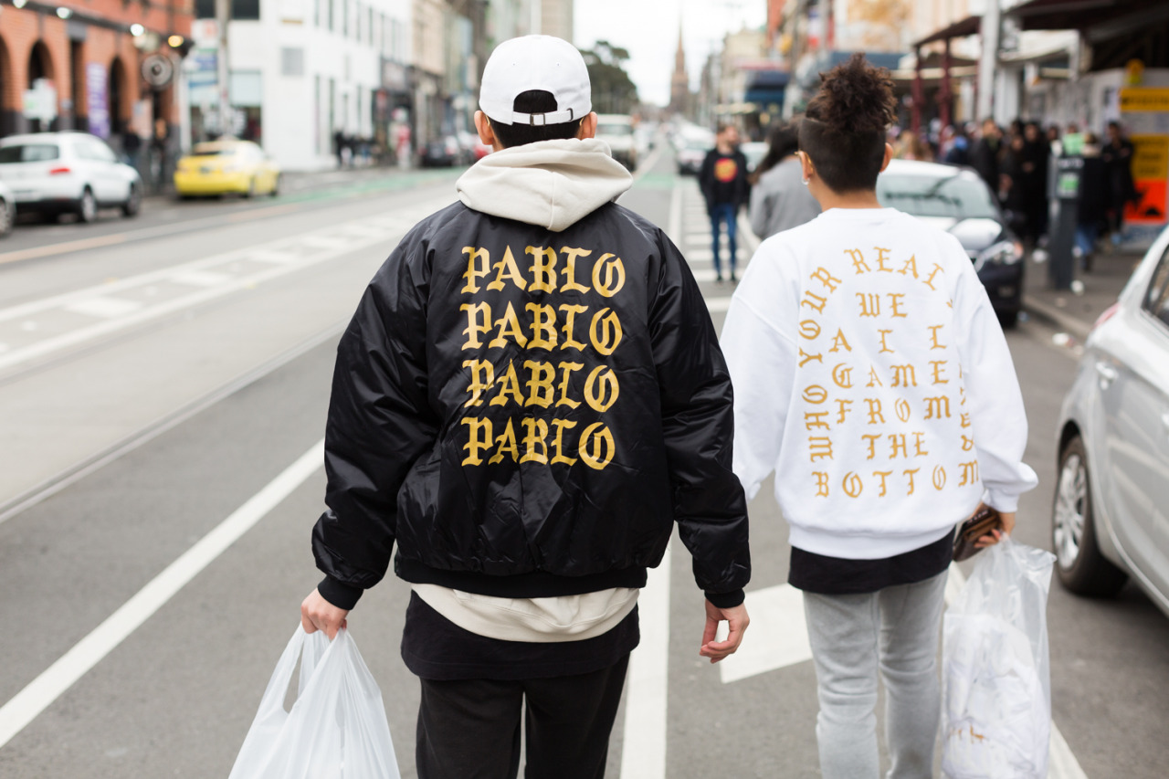 pablo pop up shoppers