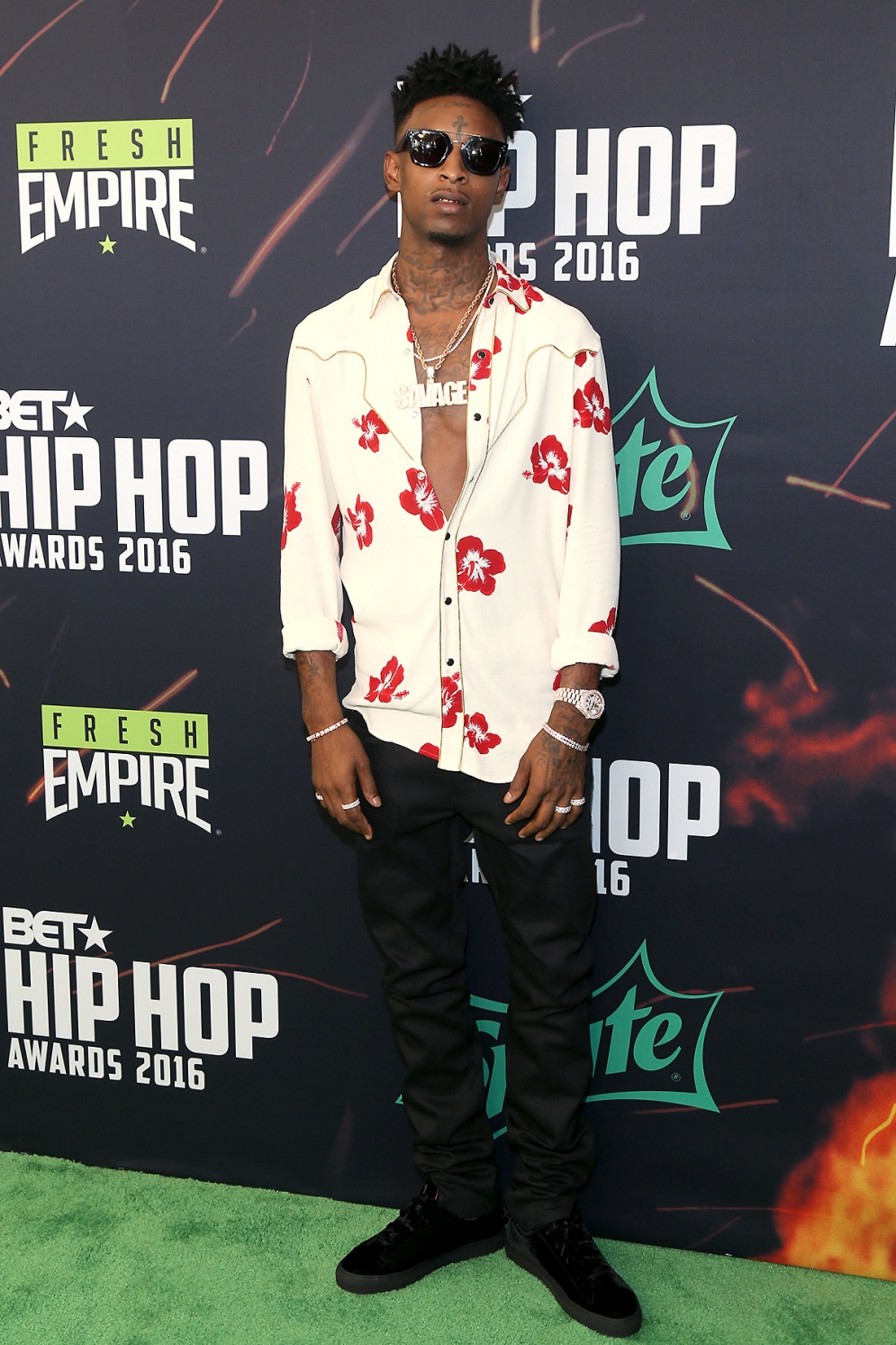 091716-shows-hha-red-carpet-rundown-2-21-savage