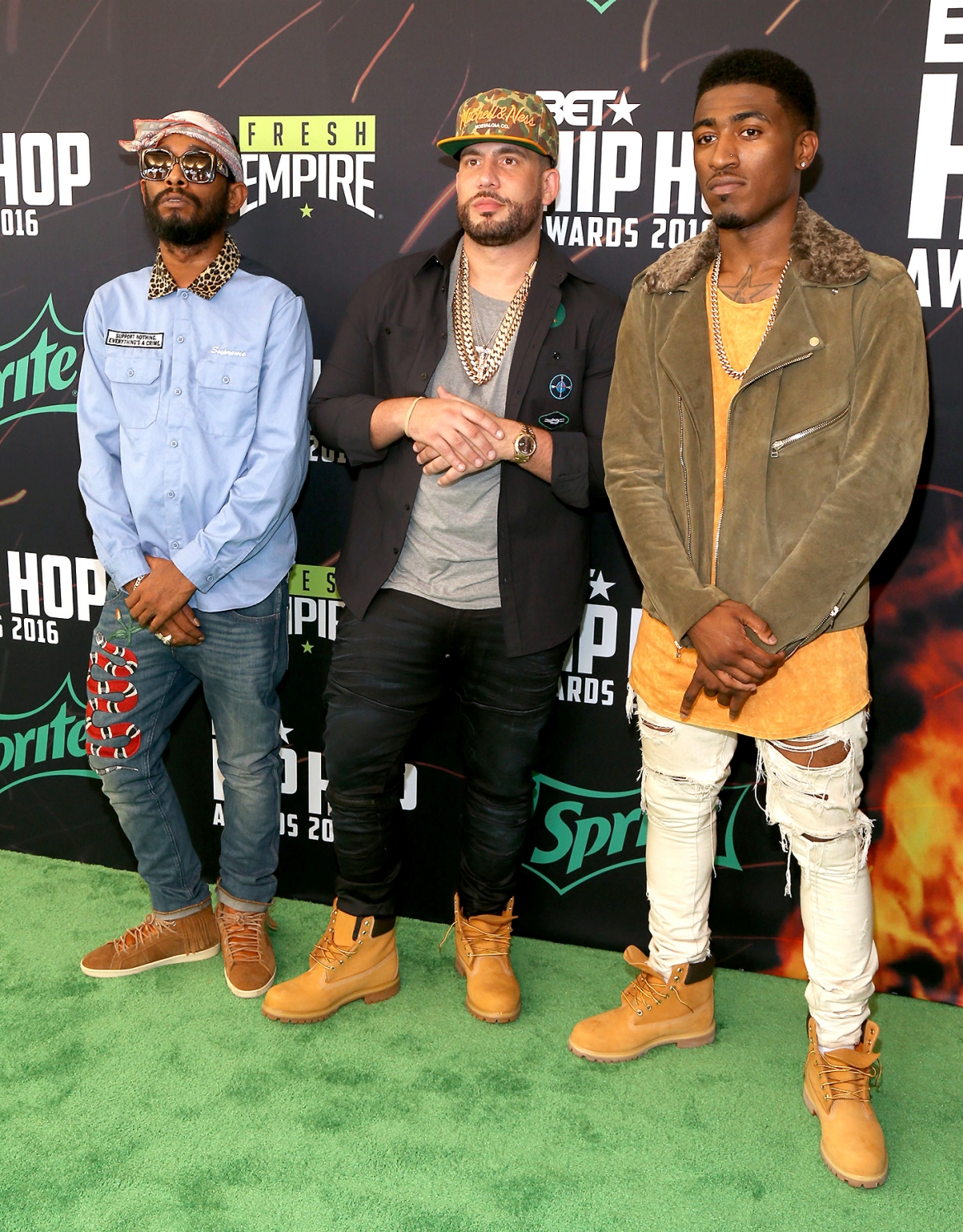 091716-shows-hha-red-carpet-rundown-3-skeme-dj-drama-lyquin