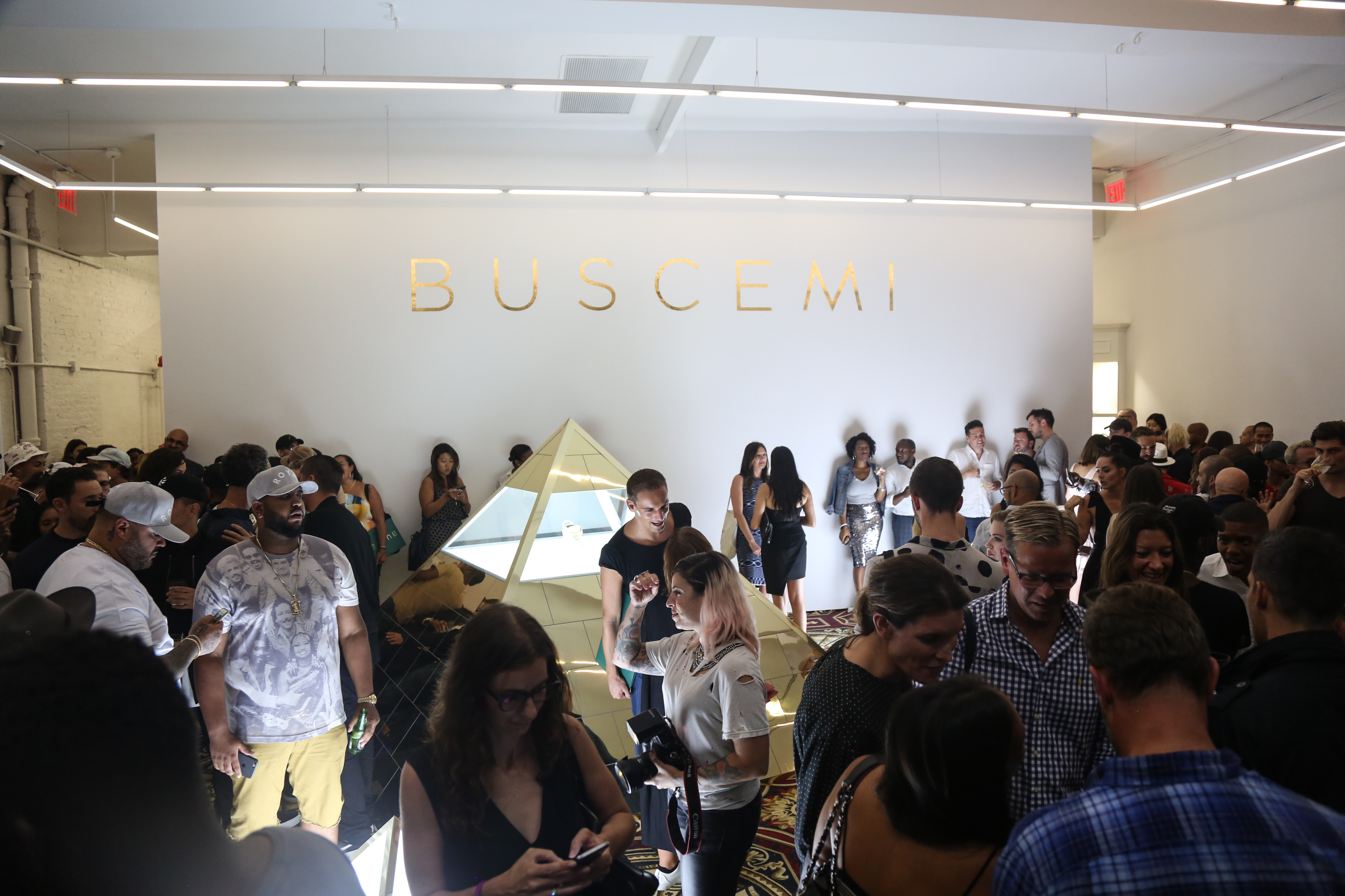 BUSCEMI NYC : STORE OPENING