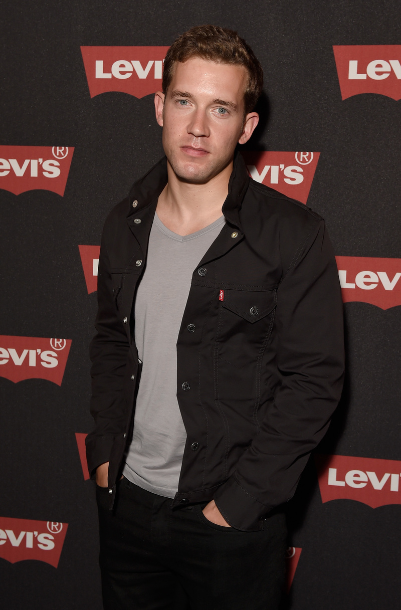 LONDON, ENGLAND - SEPTEMBER 06: Nick Hendrix attends Levi's brand announcement of the partnership with grime artist Skepta to launch the Levi's music project #Supportmusic and celebrate its partnership with the V&A, with an exclusive performance from Skepta at the Victoria and Albert Museum on September 6, 2016 in London, England. (Photo by David M. Benett/Dave Benett/Getty Images for Levi's) *** Local Caption *** Nick Hendrix