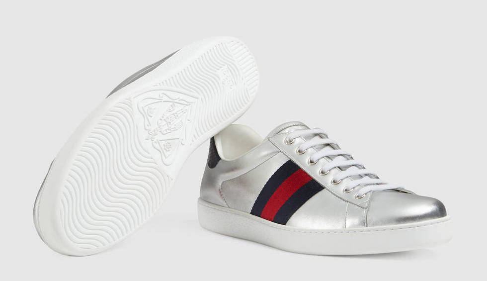 Gucci-ace-metallic-leather-low-top-sneakers-4