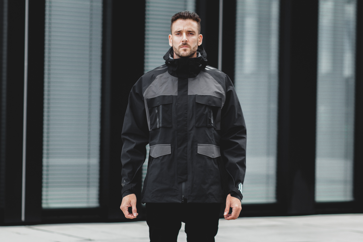 Adidas x White Mountaineering Shell Jacket – PAUSE Online