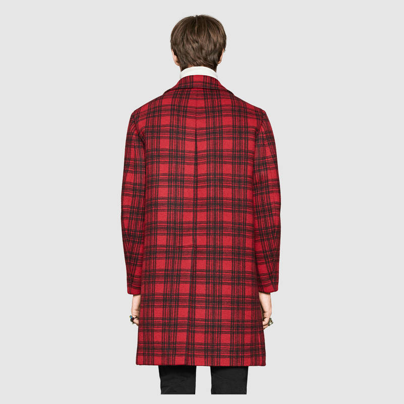 gucci-tartan-60s-red-trench-coat-3