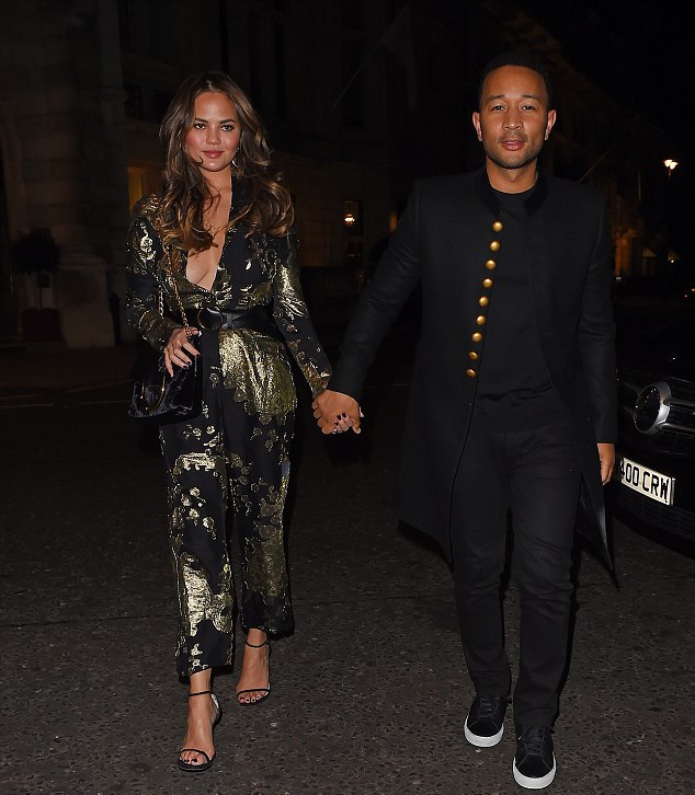 john-legend-wears-saint-laurent-officer-jacket-out-with-wife-chrissy-teigen