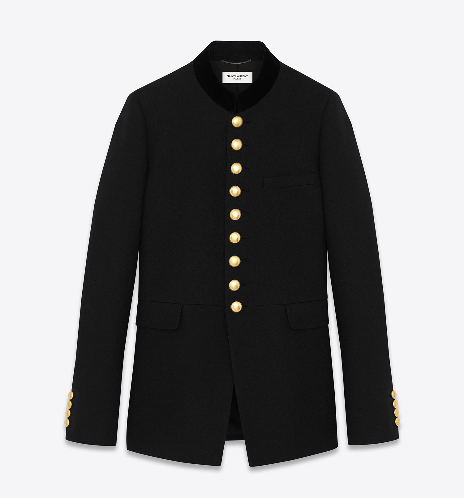saint-laurent-long-officer-jacket