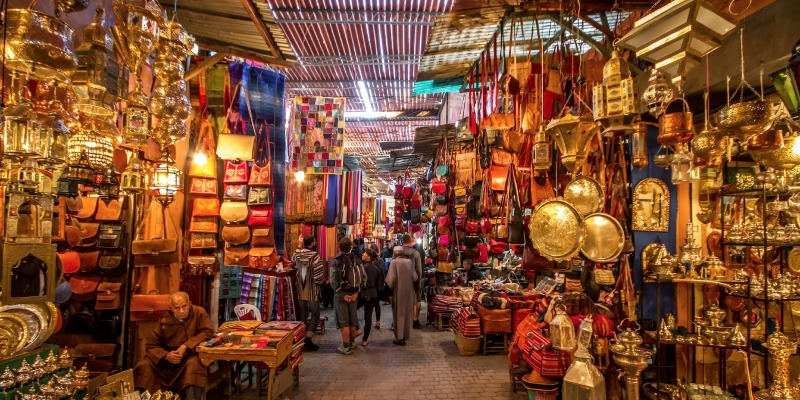 marrakech-souks