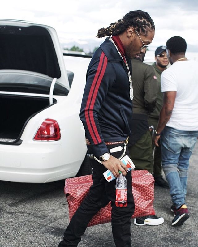 future-burberry-jacket-goyard-bag