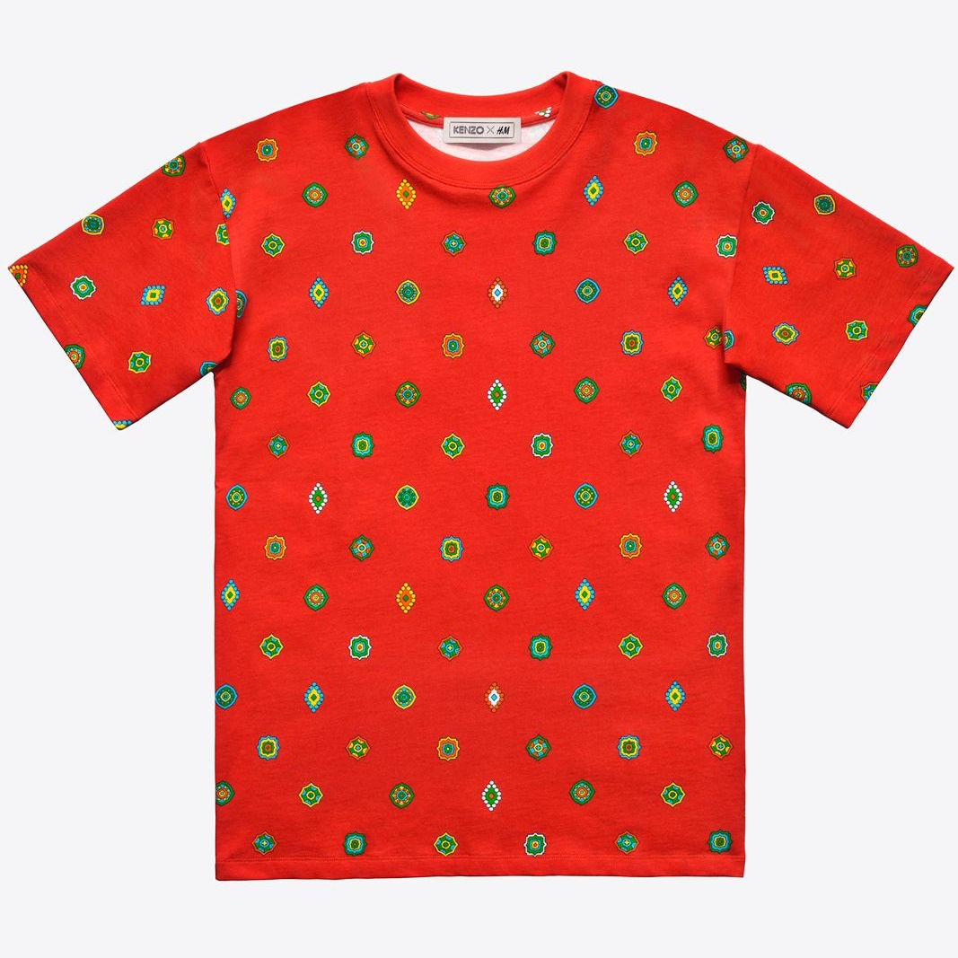 kenzo-hm-red-t-shirt-1