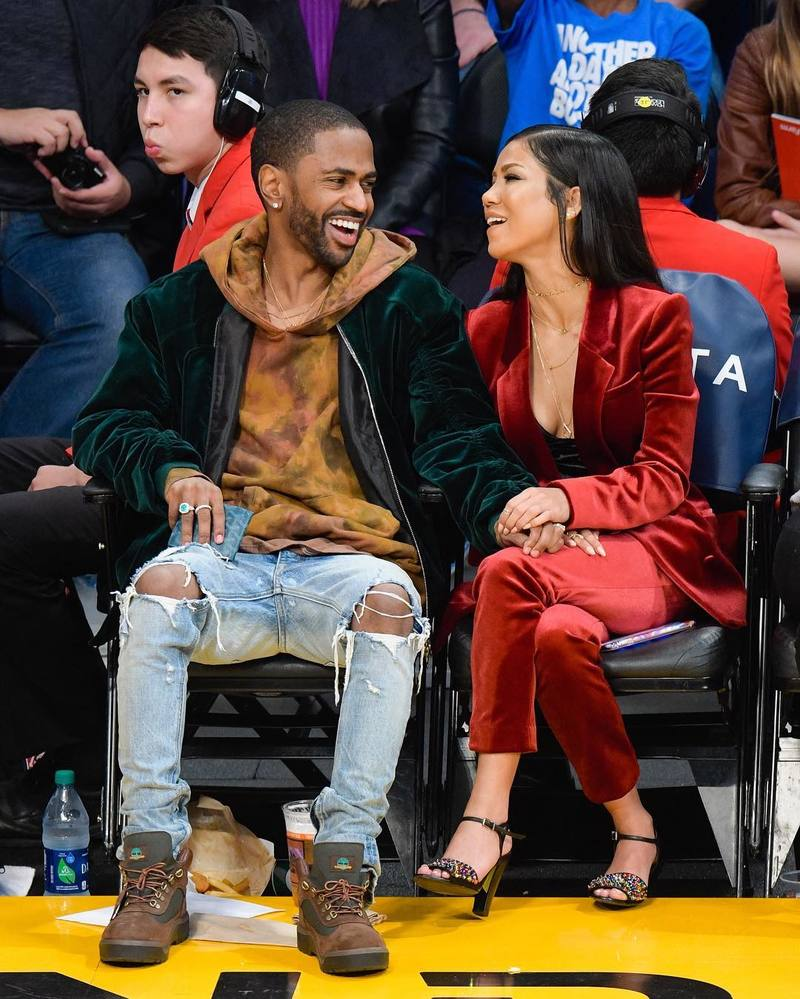big-sean-nid-de-guepes-jacket-rhude-hoodie-fear-of-god-jeans-timberland-boots-5