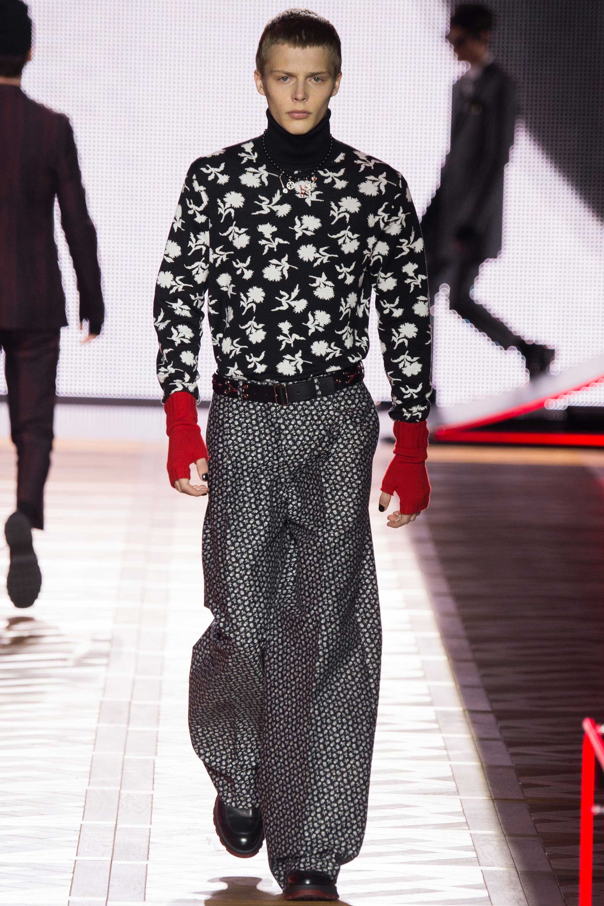 dior-homme-fall-winter-2016-floral-pants