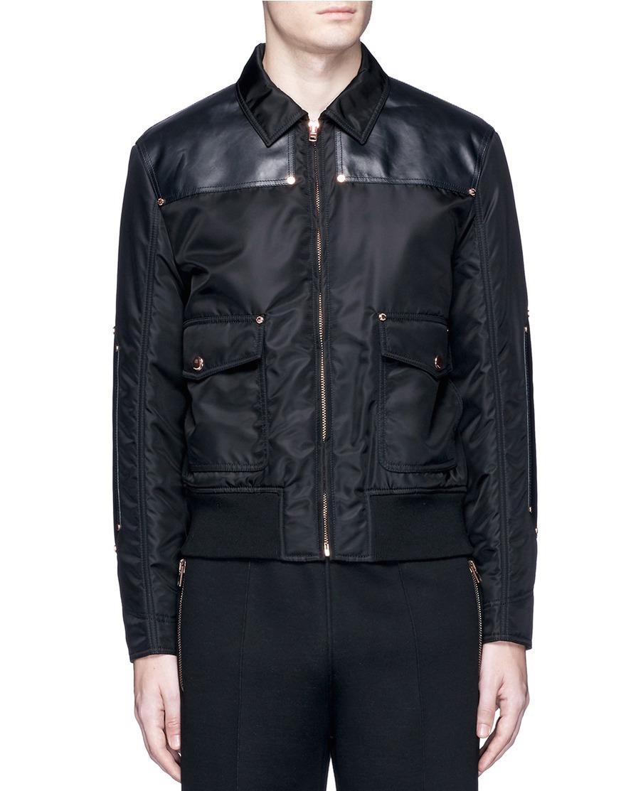 givenchy-stud-padded-bomber-jacket